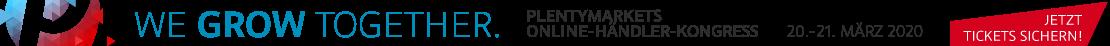 plentymarkets Online-Händler-Kongress 2020