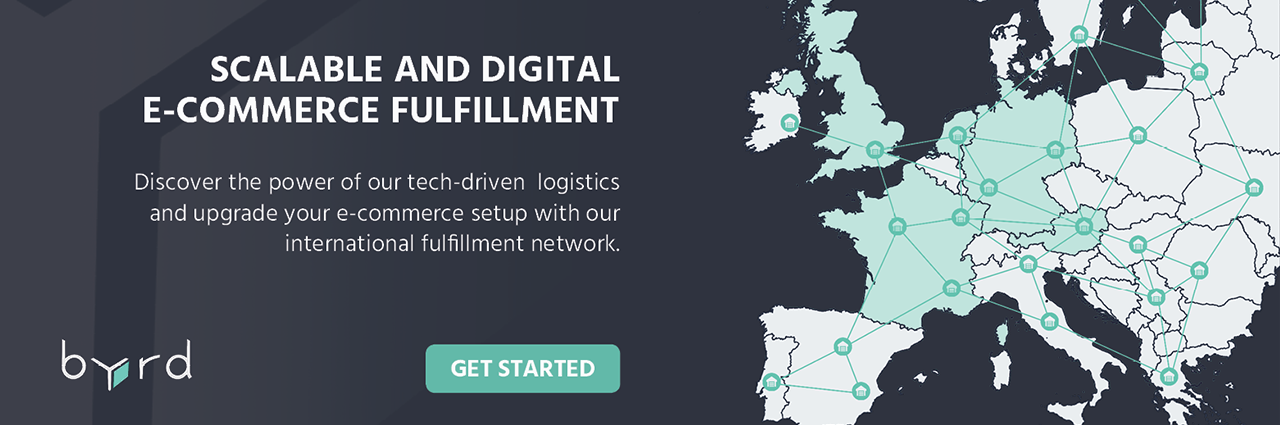 byrd: E-Commerce fulfillment